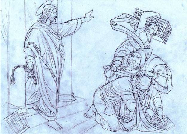 Jesus-chasse-marchands