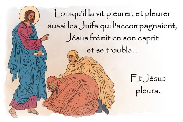 et-jesus-pleura