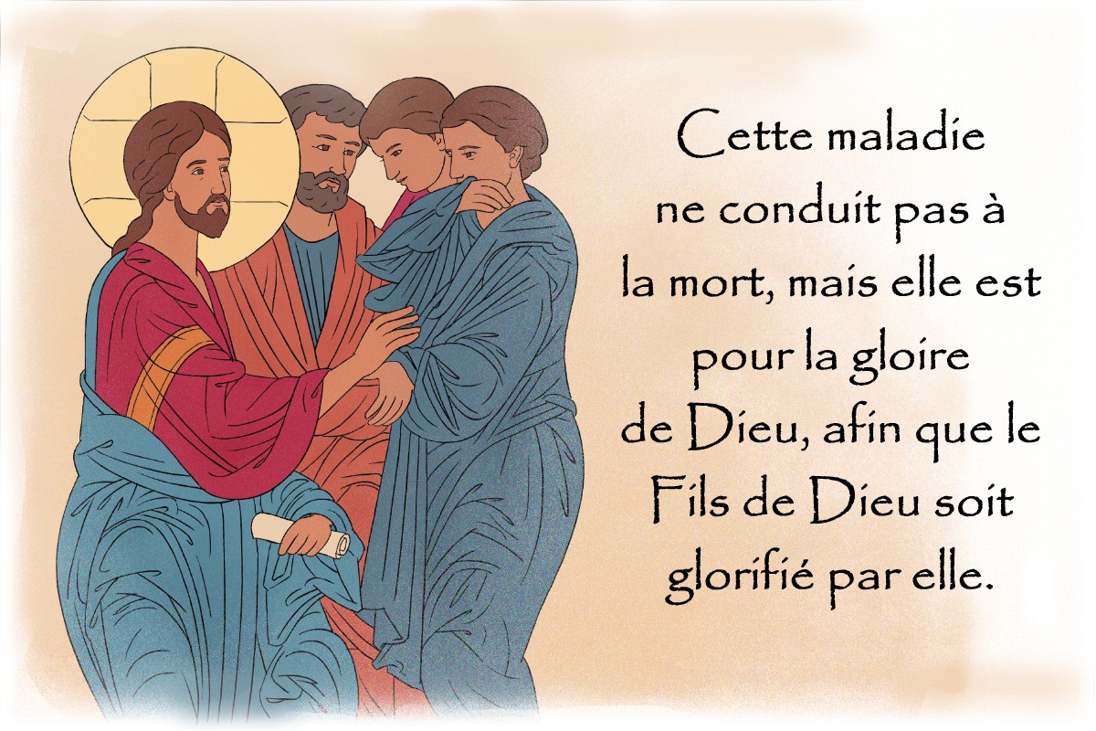 Avec Jésus, de la mort à la vie - CRER