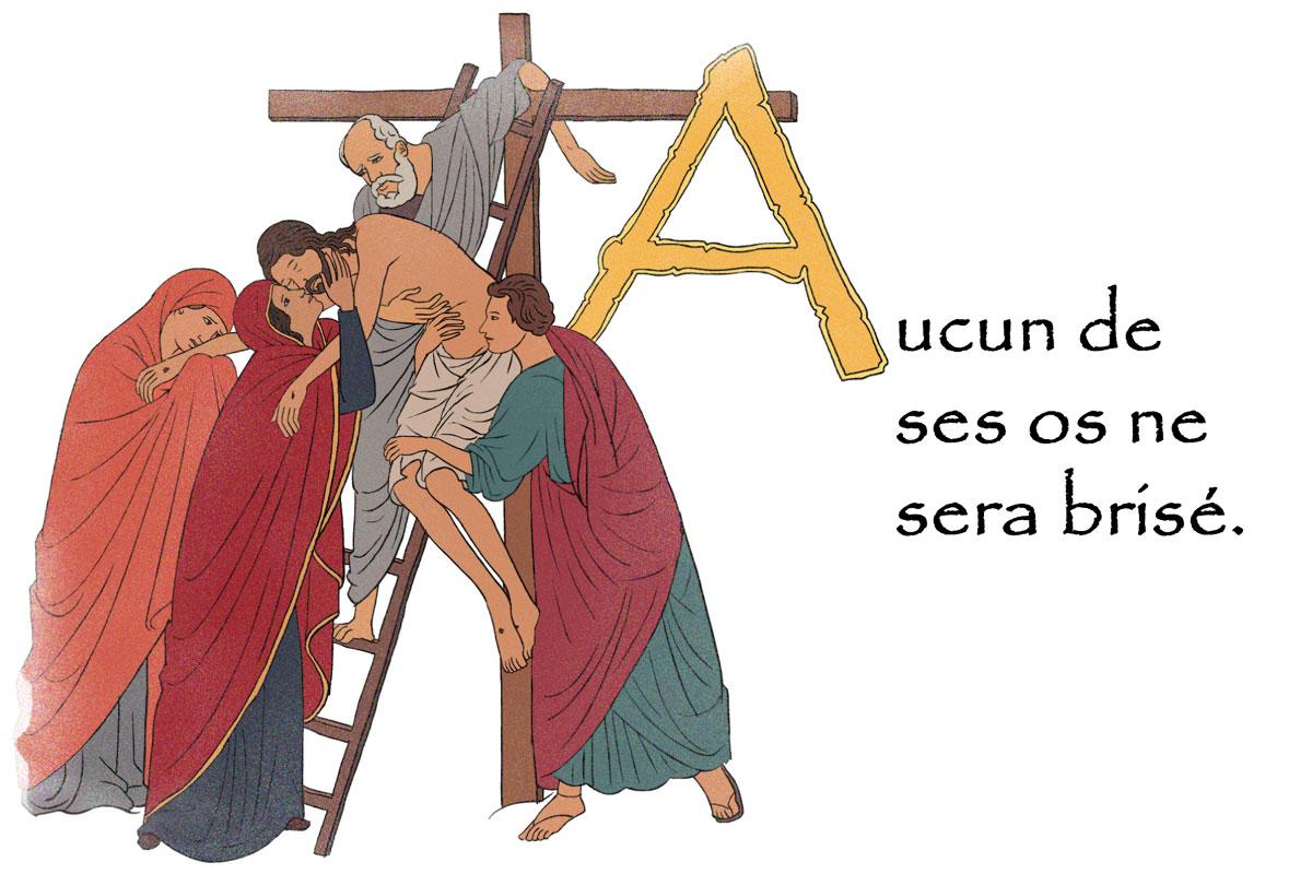 Billet d'humeur d'un panetier (Eglise & société) Descente-croix-jesus1