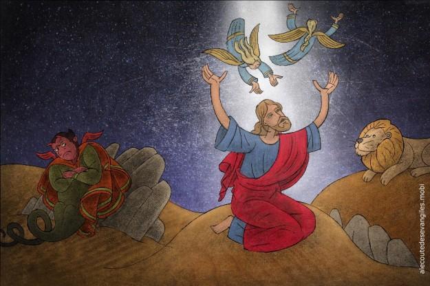jesus-desert-Mc 1_ 12-15