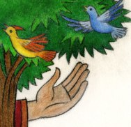 main-oiseau-arbre